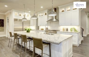 White Luxury Kitchen Shaker Style
